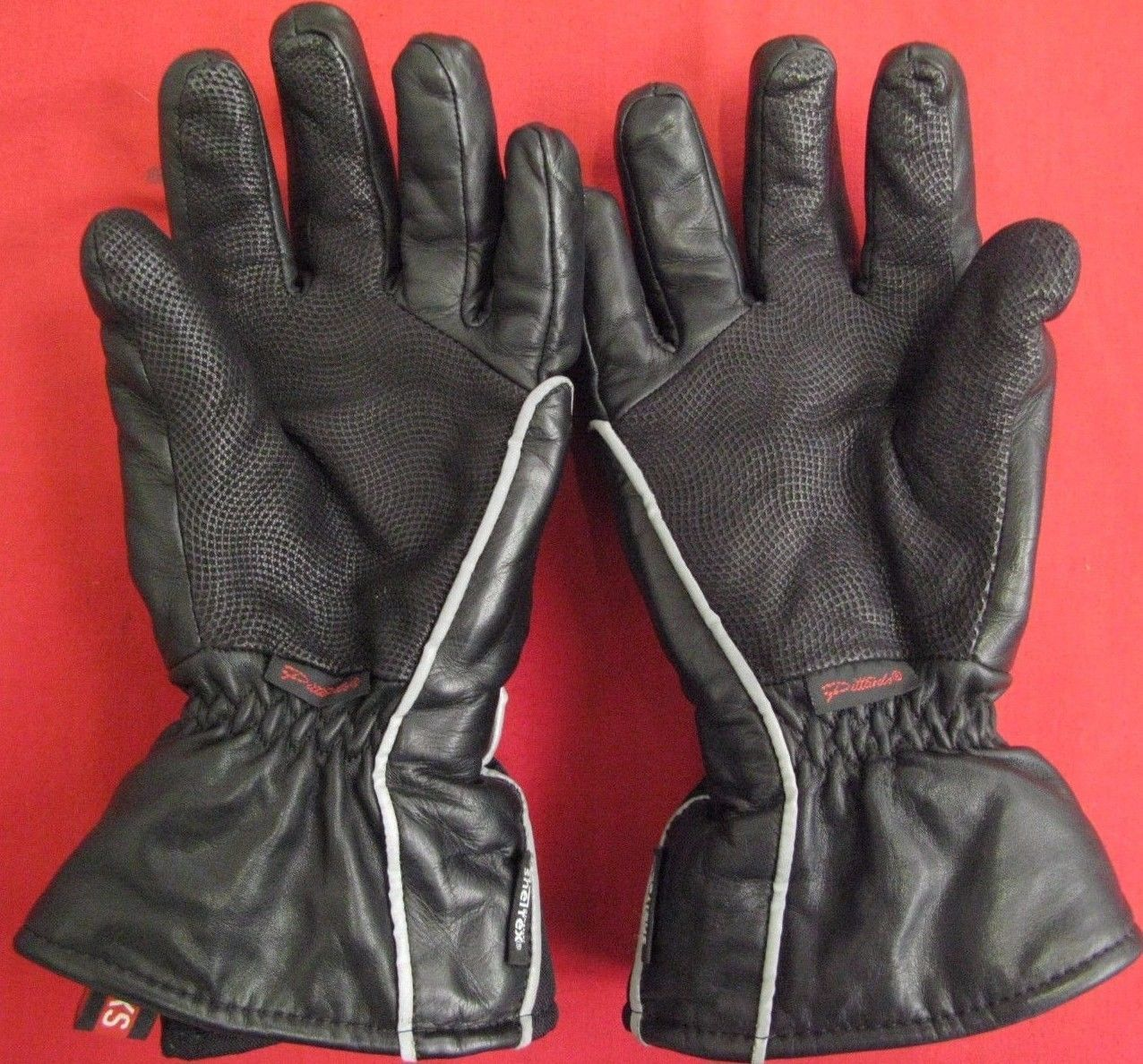Pittards ladies leather gloves - Las Hein Gericke Pathan Stx Pittards Leather Waterproof Motorcycle Gloves Xs